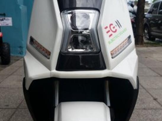 Gilera Eg-ii Power Eléctric
