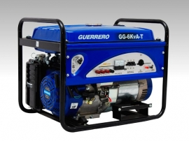 Generador Guerrero 6 Kva Trifásico