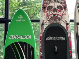 Tabla Inflable Wing 8´5