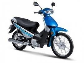 Motomel Blitz 110 V8