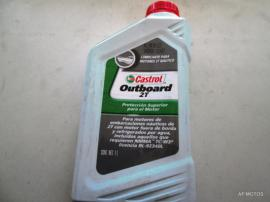 Aceite Castrol 2T Outboard